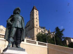 statue-de-d-artagnan-auch-gers